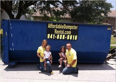 roll off dumpsters for rent in sarasota bradenton