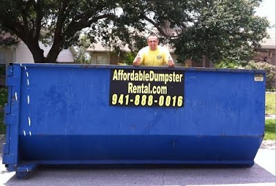 rent a roll off dumpster sarasota bradenton