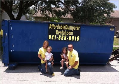 roll off dumpsters for rent sarasota bradenton